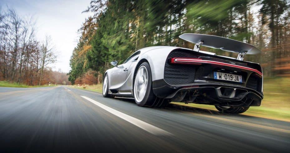 El Bugatti Chiron a revisión: ¿Te parece normal en un coche de su precio?