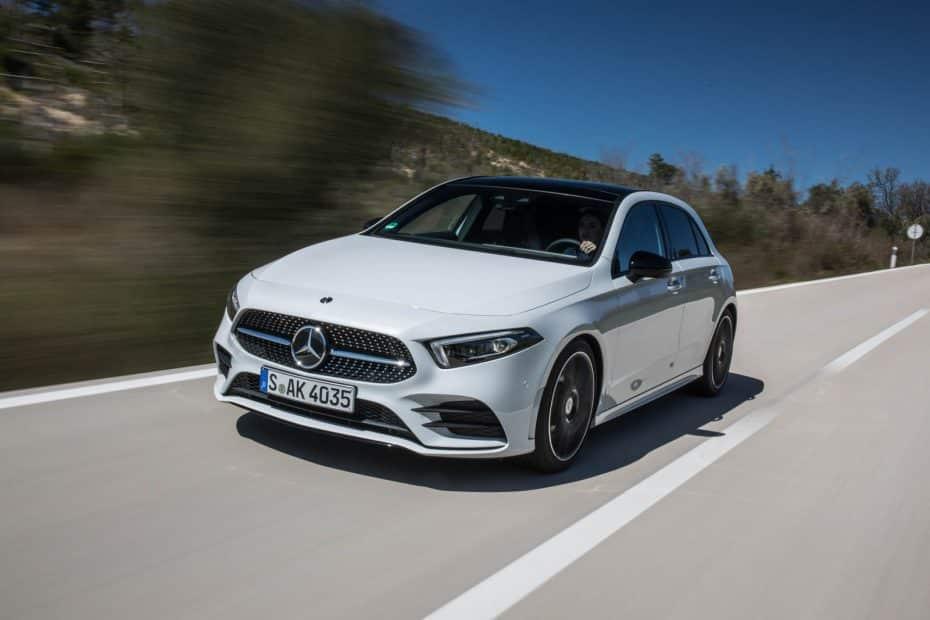 Ya se admiten pedidos de los nuevos Mercedes-Benz Clase A 180 y A 250 4MATIC