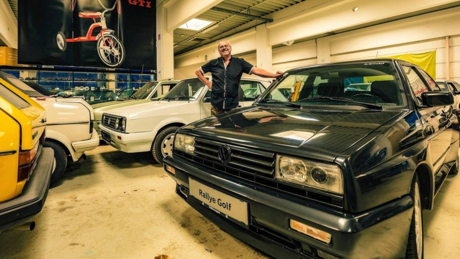 ¿La mejor colección del Volkswagen Golf? Este hombre suma más de 100 joyas y rarezas