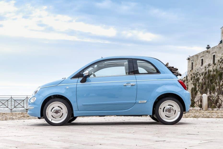 "Ya a la venta el Fiat 500 ""Spiaggina"""