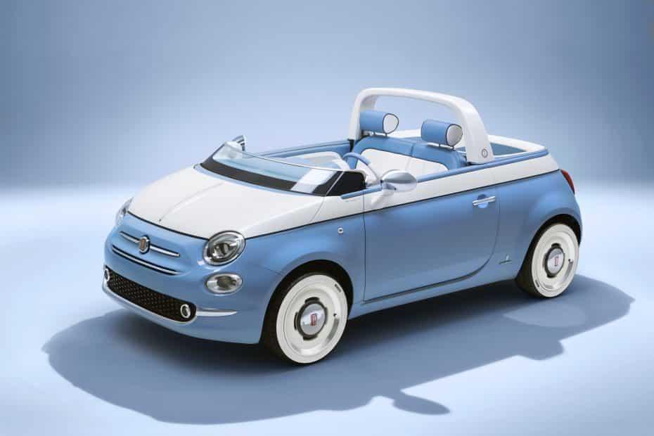 Fiat 500 Spiaggina 58: Una edición limitada muy especial para celebrar 60 años de historia