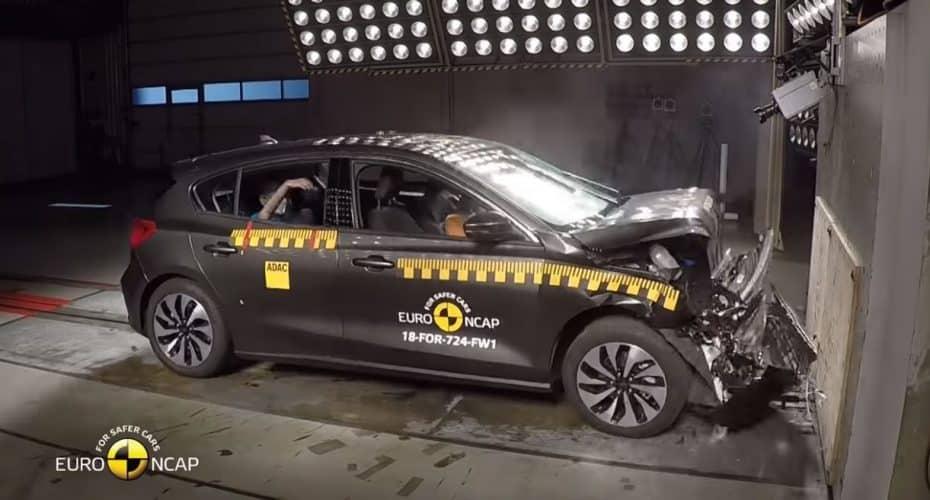 Lluvia de estrellas en Euro NCAP, ¿es hora de poner las cosas más difíciles?