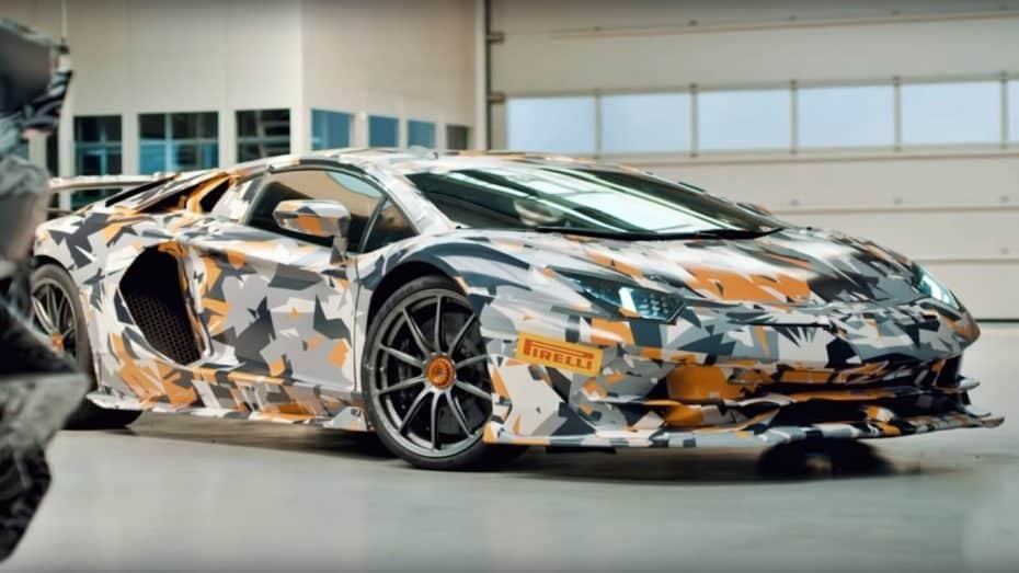 El Lamborghini Aventador SVJ ya rueda a ritmo frenético en el 'Ring': La venganza contra Porsche