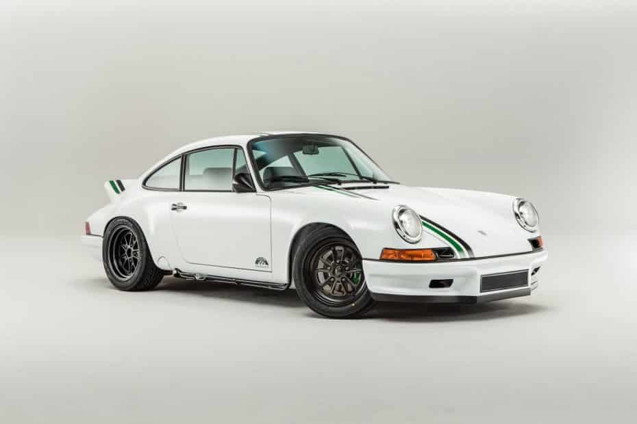 Porsche 911 Le Mans Classic Clubsport: Objeto de culto por el precio de un Porsche 911 GT2 RS