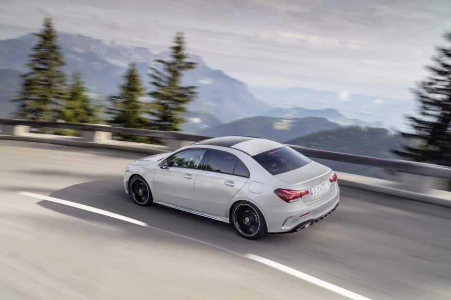 ¡Oficial! Mercedes-Benz Clase A Sedán: El acceso a las berlinas 'premium' de la estrella