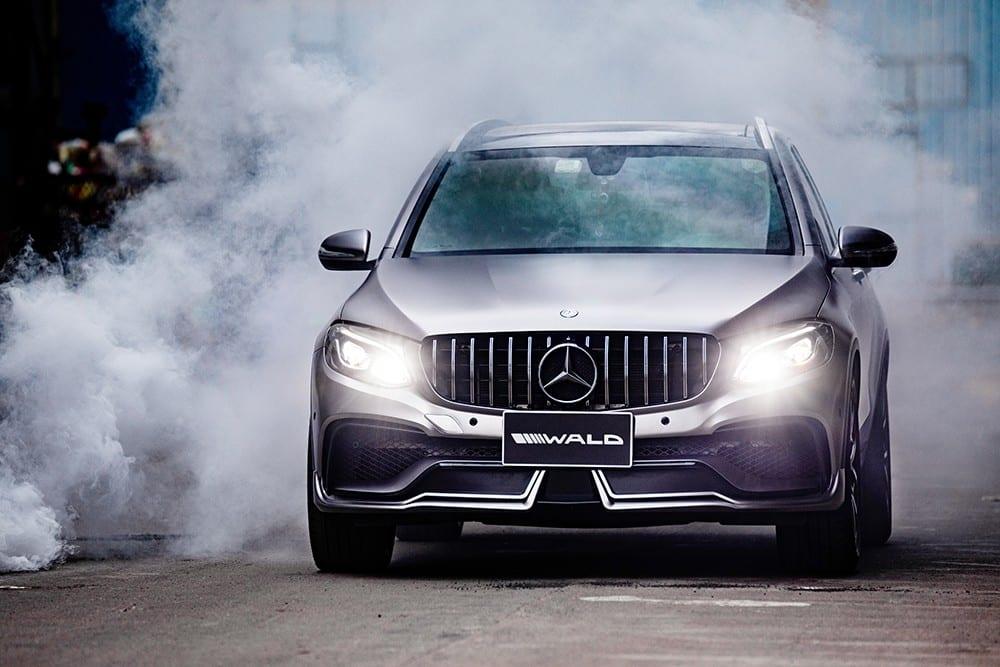 As Es El Salvaje Mercedes Benz Glc De Wald International