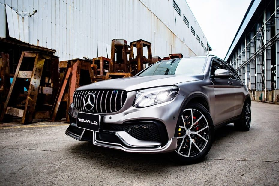 As es el salvaje mercedes benz glc de wald international for Mercedes benz global