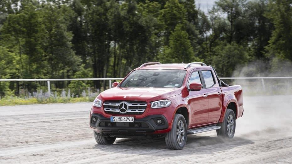 El Mercedes-Benz X 350 d 4MATIC con 258 CV llega en octubre: Bastante caro