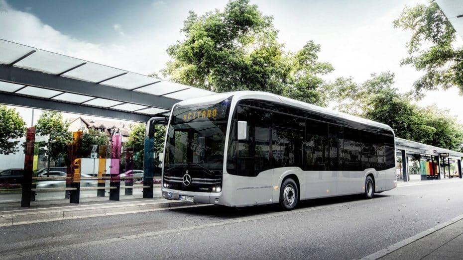 Movilidad urbana del futuro en el presente: El Mercedes-Benz eCitaro 100% eléctrico ya está aquí