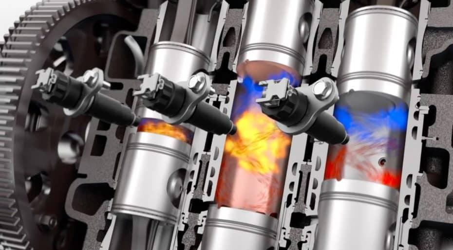 Motor de pistones opuestos: ¿Creías que el motor de combustión está acabado?