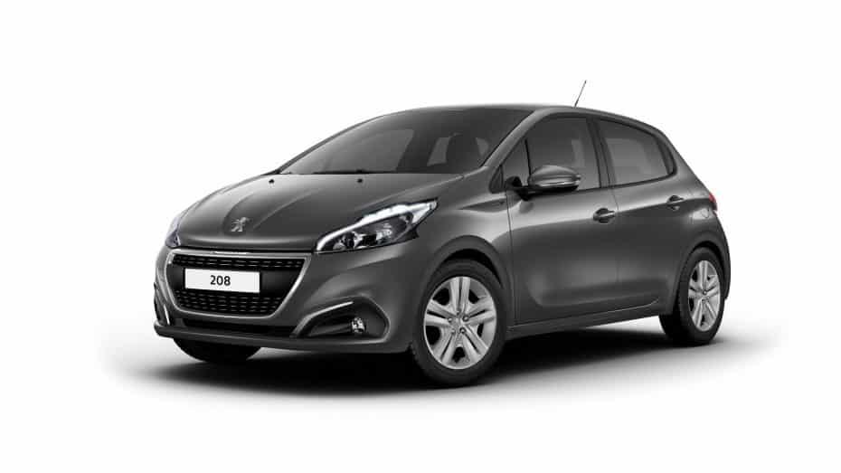 Peugeot 208 Signature: Más equipamiento exterior e interior por 13.960 euros