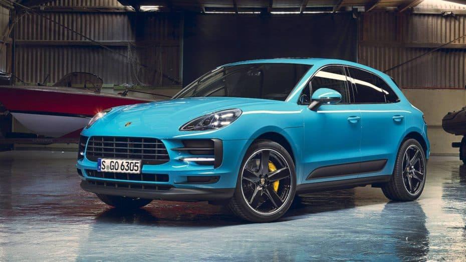 Nuevo Porsche Macan 2018: Acertada puesta a punto para seguir triunfando