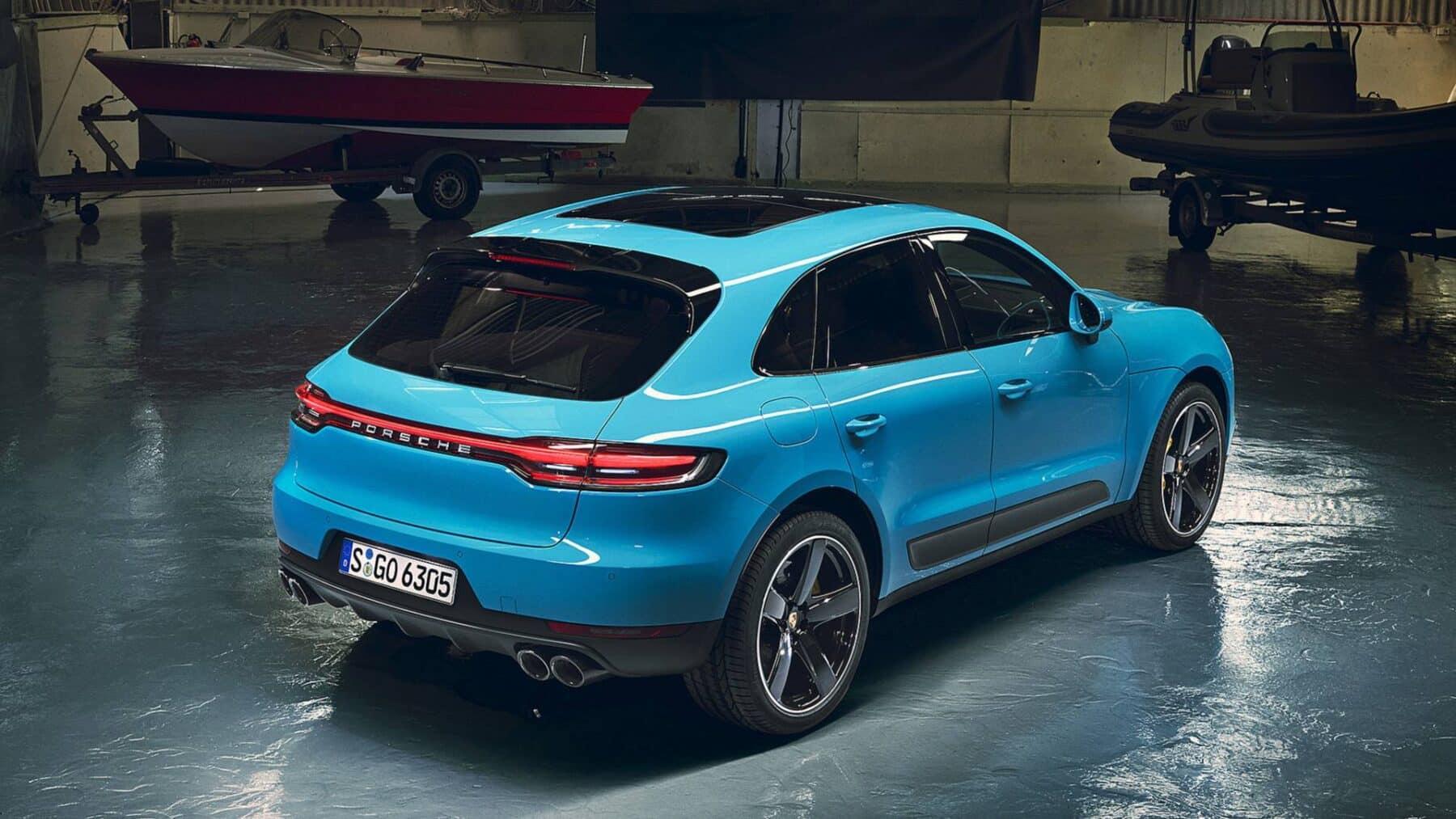 Porsche presenta en shangh i el macan 2019 for Lo ultimo en diseno de interiores