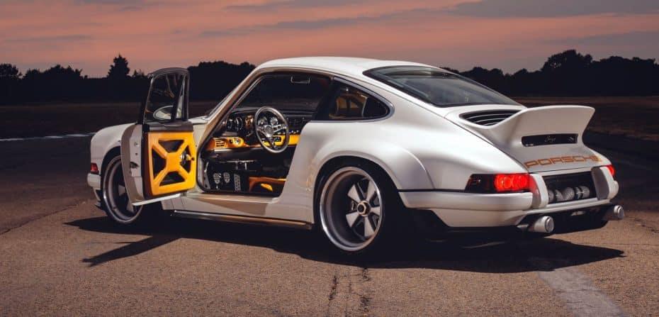 Gracias a Singer probablemente estemos ante el mejor Porsche 911 de 1990
