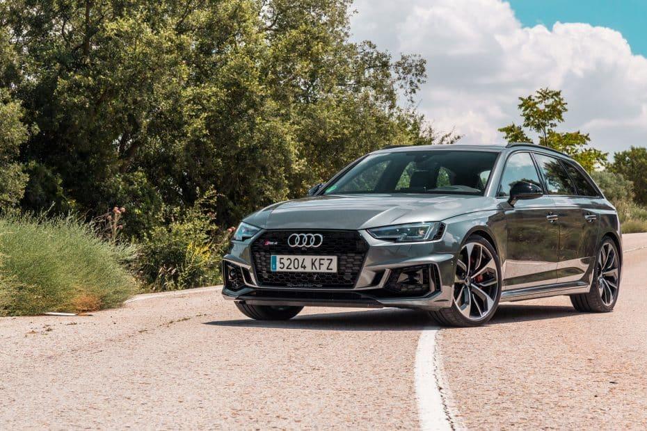 Prueba Audi RS 4 Avant 2.9 TFSI 450 CV quattro: Un familiar deportivo para 'papis molones'