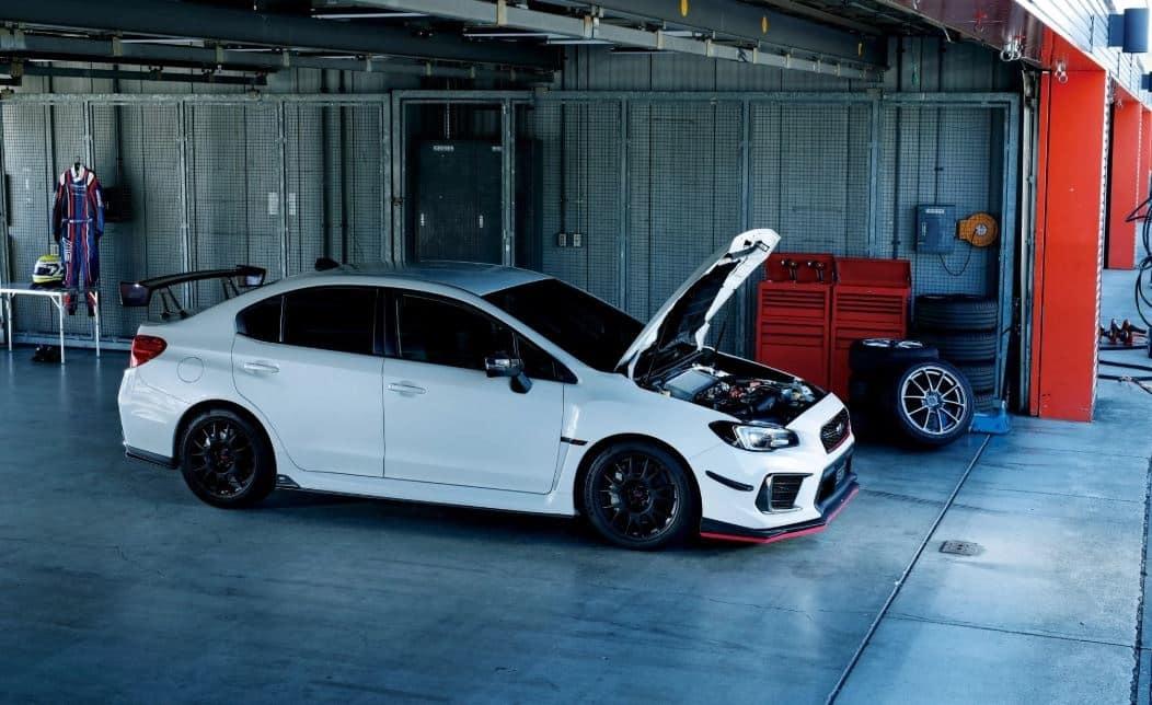 Subaru WRX STI Type RA-R: El STI más radical