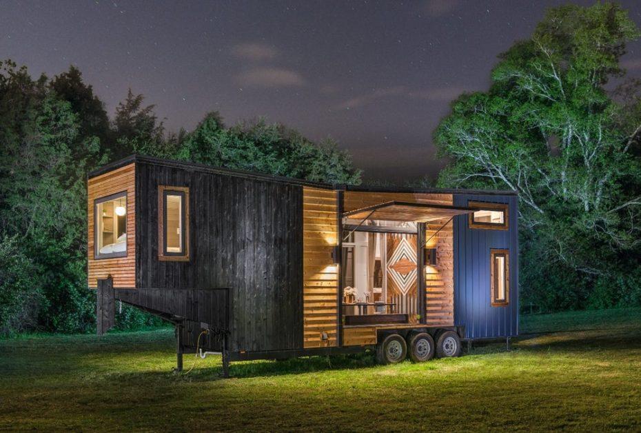 Las mejores casas sobre ruedas: remolques convertidos en auténticas viviendas de lujo