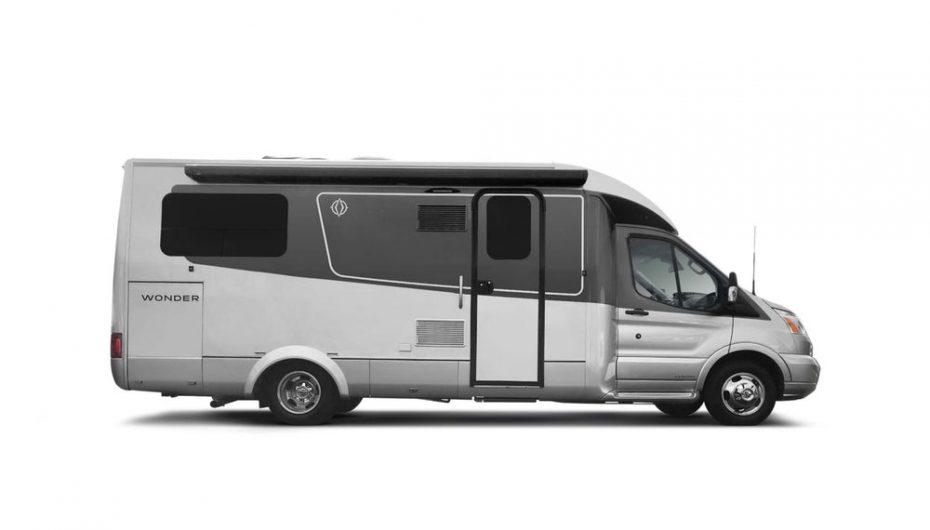 La Wonder RTB está desarrollada sobre una Ford Transit y es la autocaravana más polivalente que conoces
