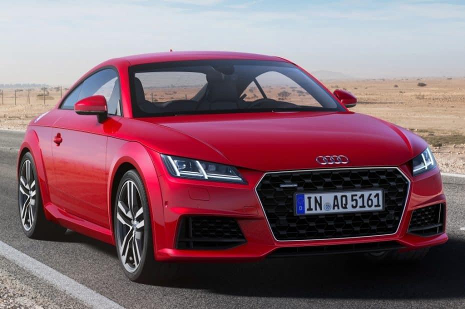 Ligera actualización para el Audi TT