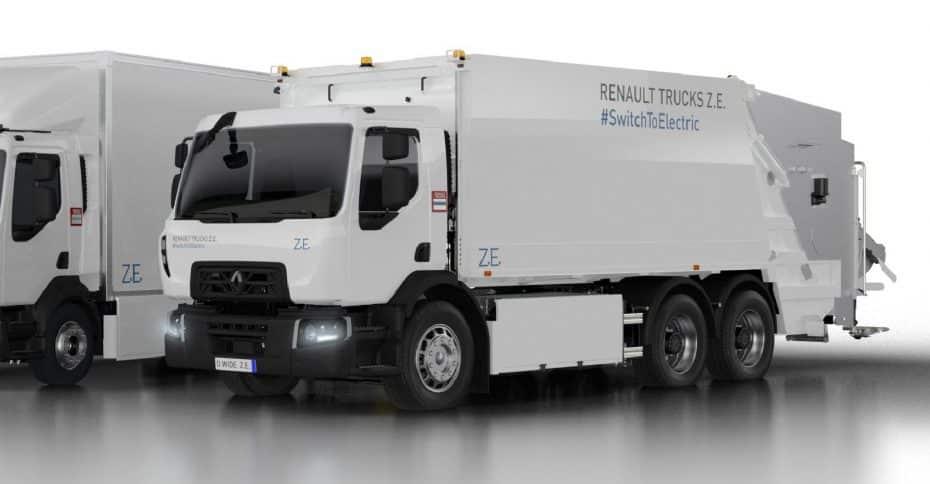 El camión de la basura ya no te despertará por la noche porque podrá ser eléctrico…