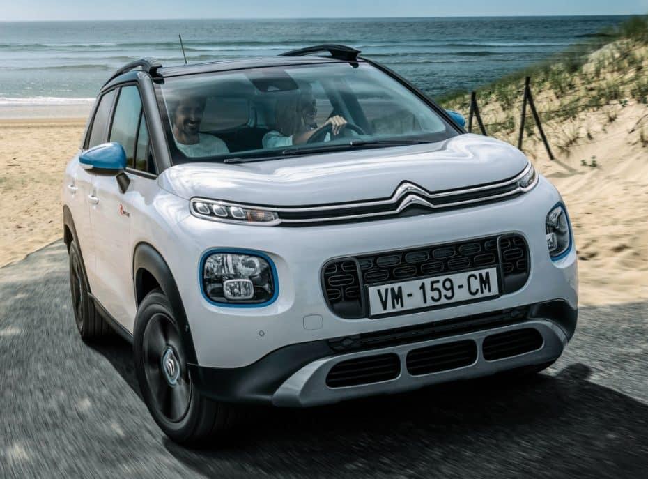 Ya a la venta el Citroën C3 Aircross «Rip Curl»