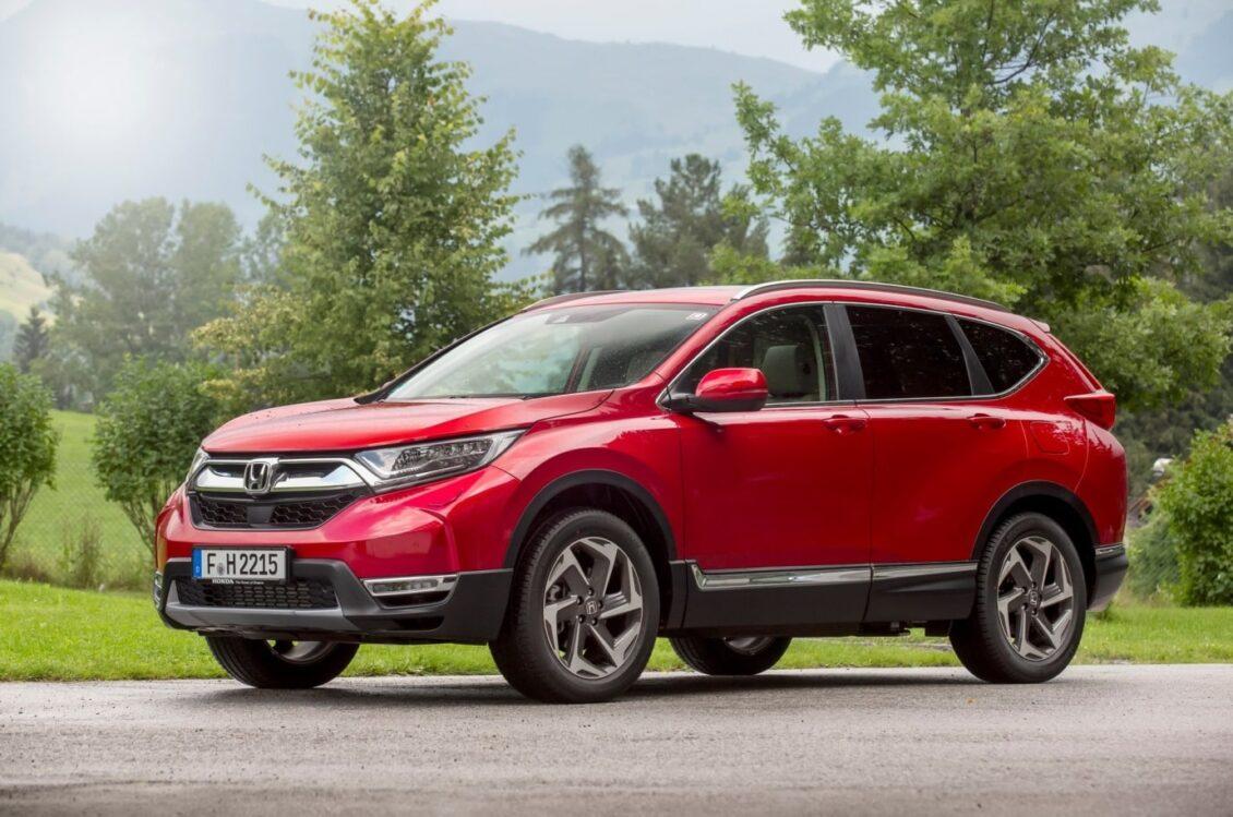 Todos los precios del nuevo Honda CR-V para España