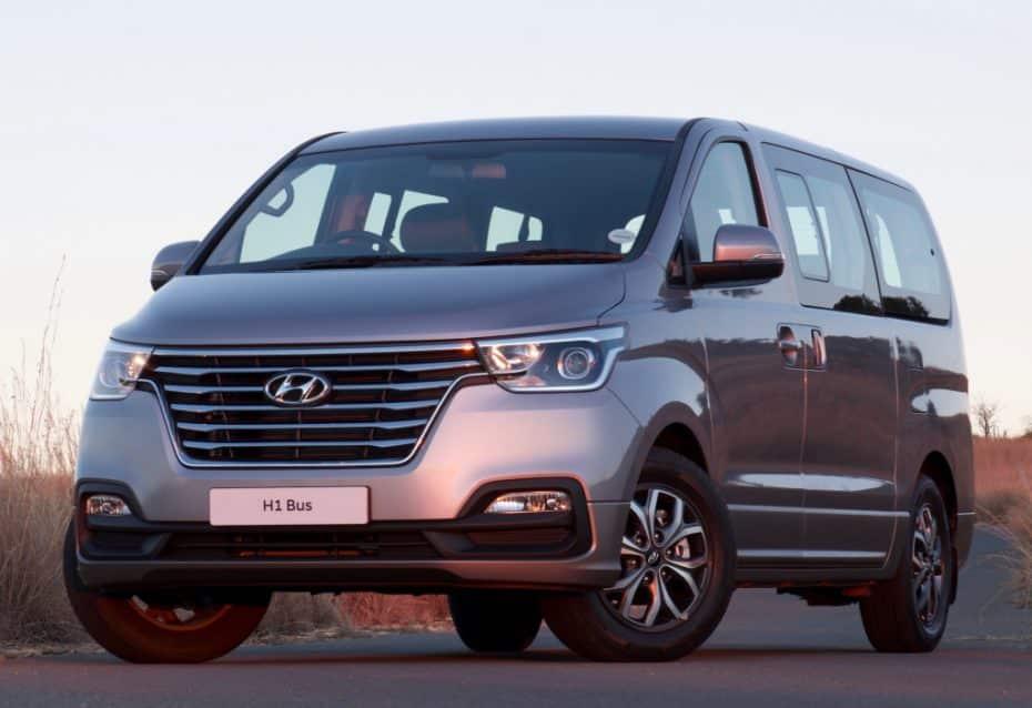El renovado Hyundai H1 llega a Europa
