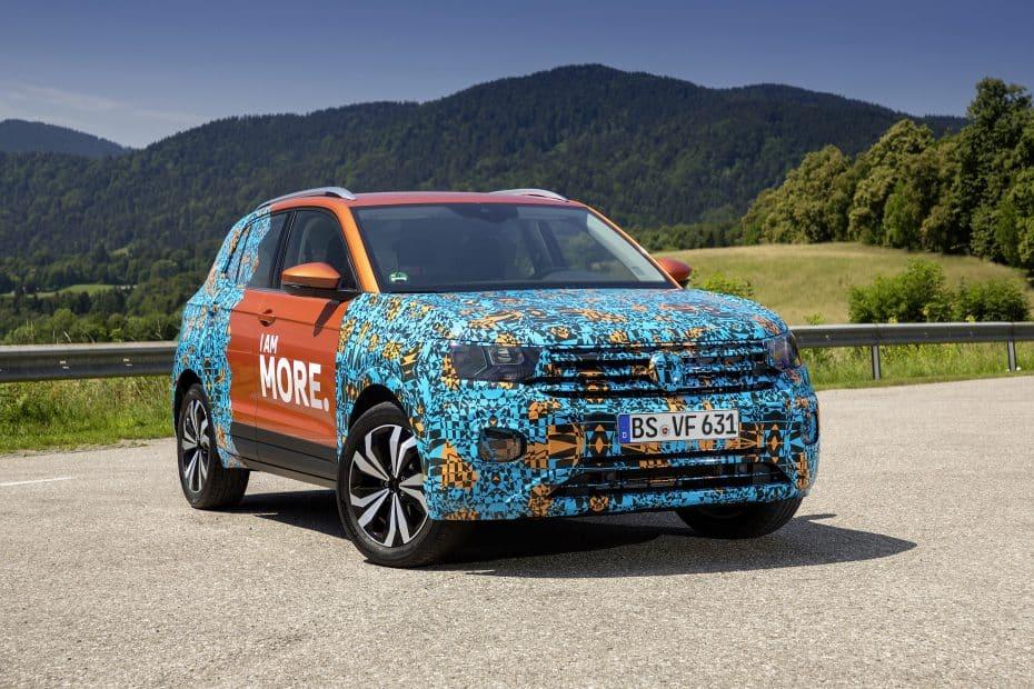 El Volkswagen T-Cross se producirá en Navarra