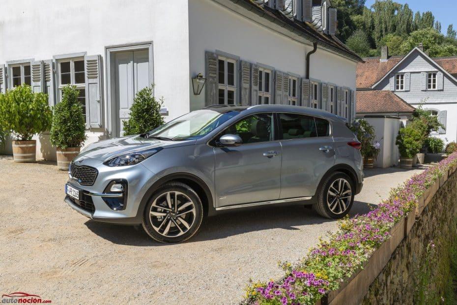 Ya a la venta el renovado Kia Sportage: Por ahora solo en gasolina