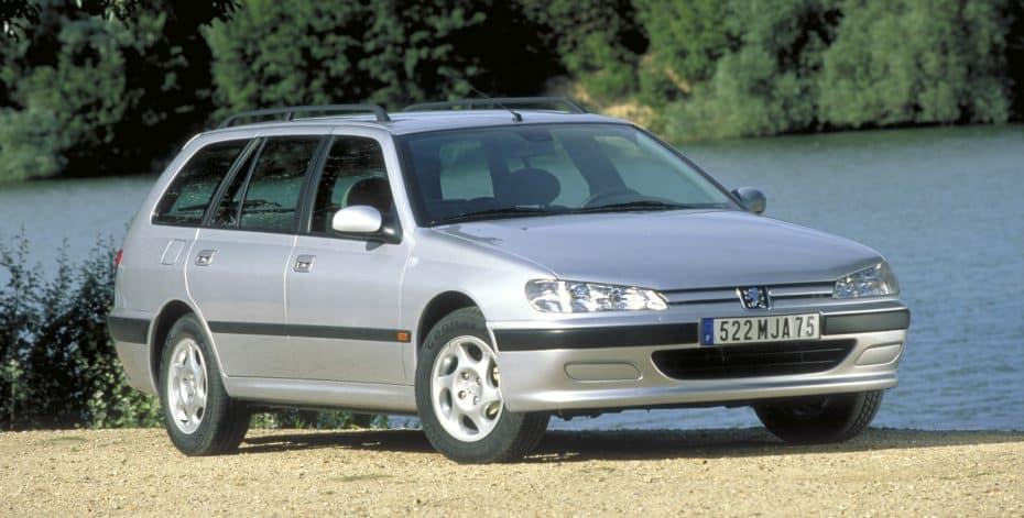 Curiosidad: Los 200 modelos más vendidos en Francia en 1998