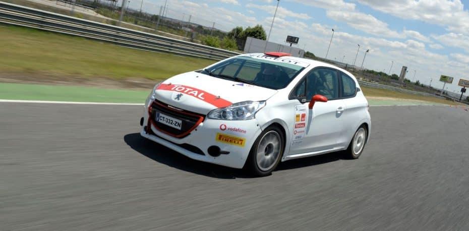 Conocemos al Peugeot 208 R2 de la Rally Cup Ibérica, la secuela del Desafío Peugeot