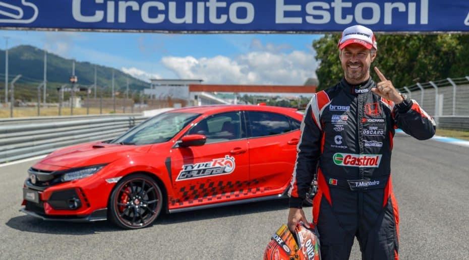 El Honda Civic Type R ya es el tracción delantera más rápido del Circuito de Estoril