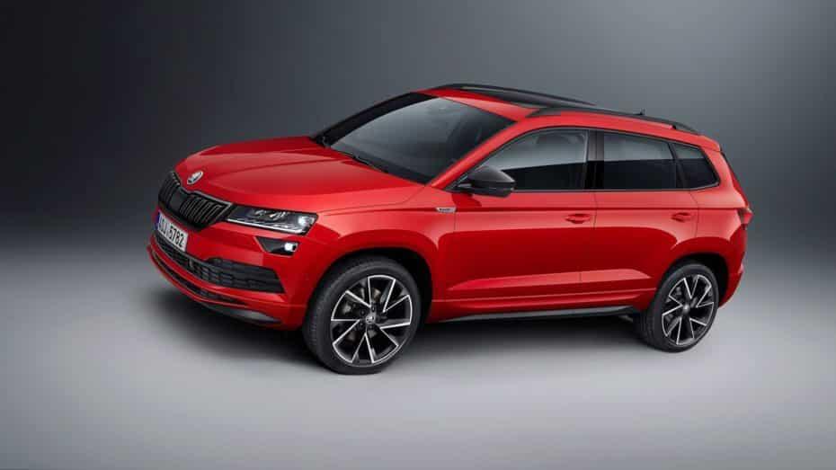 Škoda Karoq Sportline: El acabado más deportivo también llega al nuevo SUV