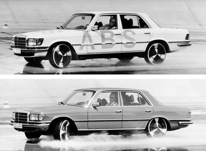El airbag lo inventó Mercedes