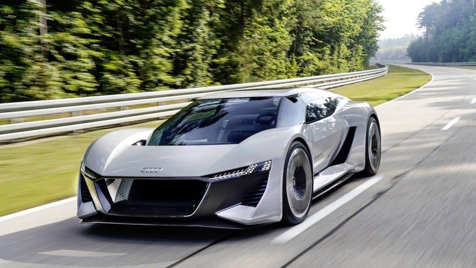 Audi PB-18 e-tron: Si el futuro de los eléctricos es este, bienvenido sea