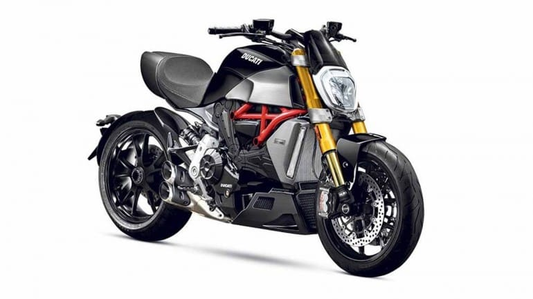 Más detalles sobre la nueva Ducati Diavel 1260: Ahora más cerca de la perfección