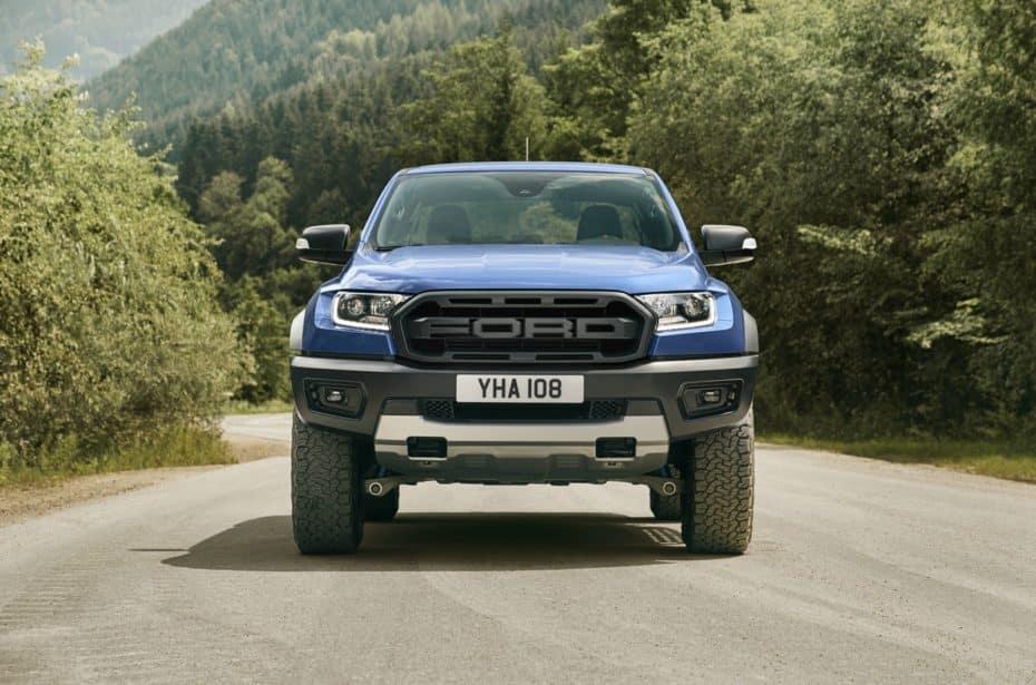 Todos los detalles de equipamiento del Ford Ranger Raptor que llegará en 2019