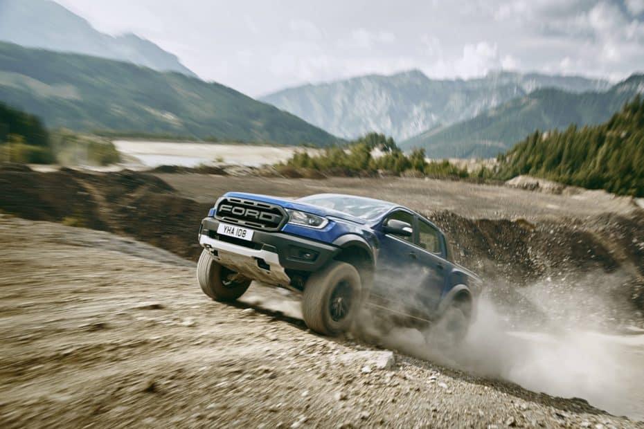 El Ford Ranger Raptor llegará a Europa en 2019: El Ranger más salvaje con 213 CV