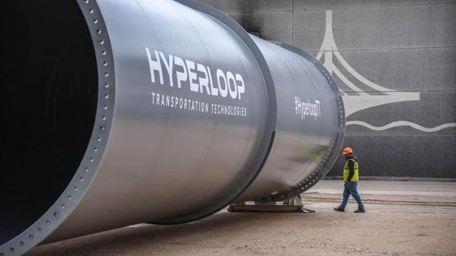 El Hyperloop One llega a España de la mano de Adif: El tren de los 1.220 km/h se desarrollará en Málaga
