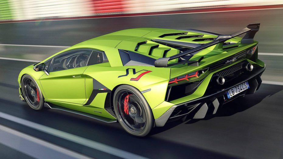 El Lamborghini Aventador SVJ ya está aquí: Saluda al más fiero de todos los toros italianos