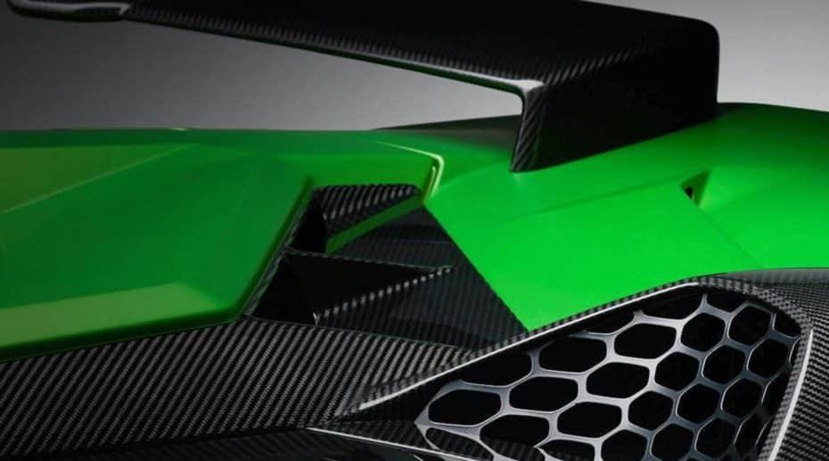 El Lamborghini Aventador SVJ ya se ha dejado ver sin camuflaje: Simplemente salvaje