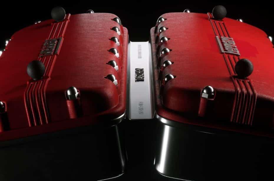 Taschen ha reunido toda la historia de Ferrari en un exclusivo libro… ¡Por 25.000 euros!