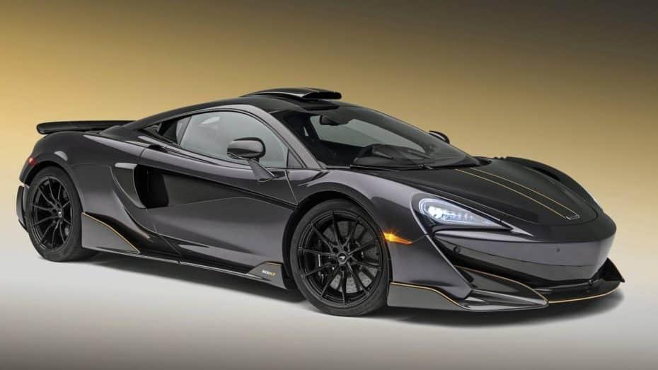 MSO ha puesto a punto el nuevo McLaren 600LT: El modelo más radical de la familiaSports Series
