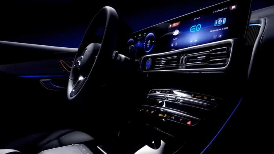 El Mercedes-Benz EQC se va destapando poco a poco: El primer SUV 100% eléctrico de la estrella
