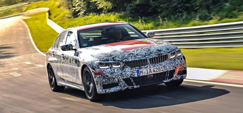 Primeros detalles sobre el nuevo BMW Serie 3: Más ligero, dinámico y eficiente