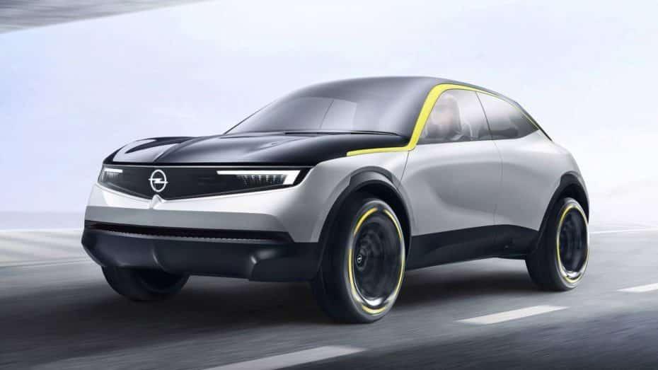 Opel GT X Experimental: Un anticipo del futuro eléctrico de la marca