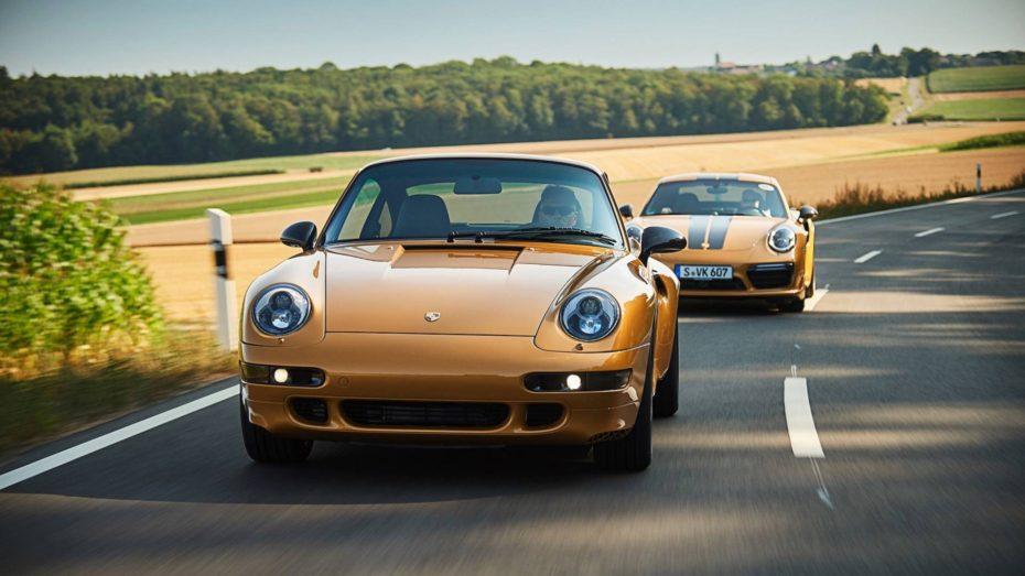 Porsche Project Gold: El último 911 993 Turbo oficial nace 20 años después de finalizar su producción