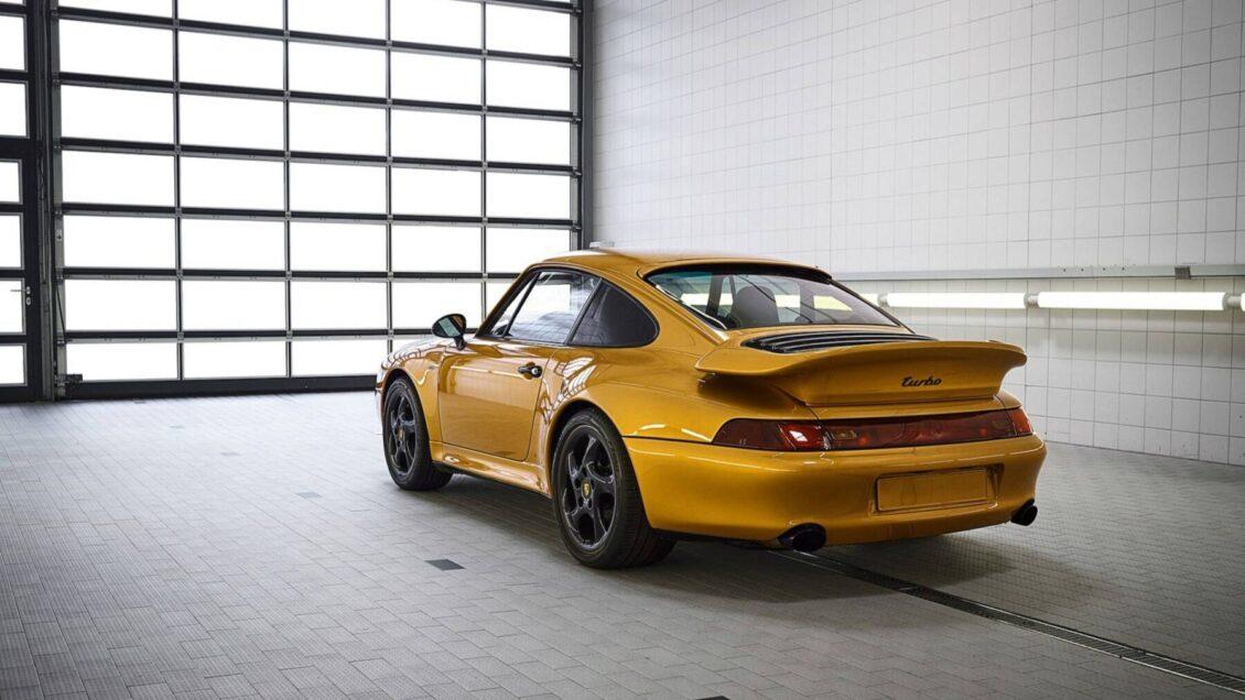 Ya conocemos el precio del Porsche Project Gold: Con esta cifra puedes comprar muchos Porsche…