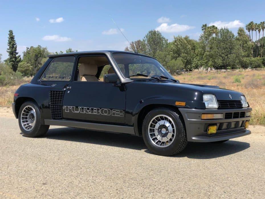 ¡Joya a la venta!: Alguien quiere deshacerse de este Renault R5 Turbo 2 Evolution de 1985