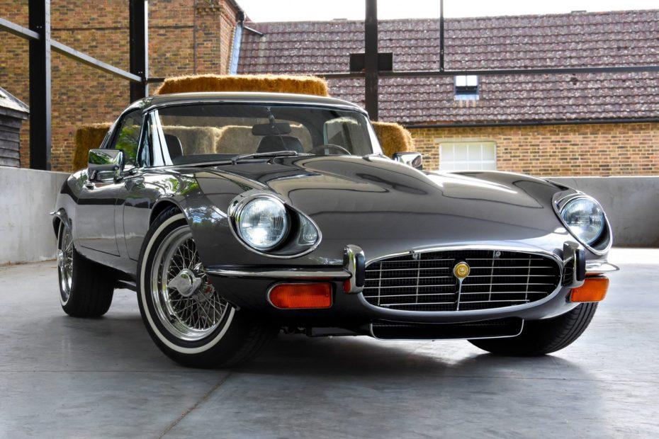 Este restomod del Jaguar E-Type reúne todo lo bueno del pasado y presente en un solo coche